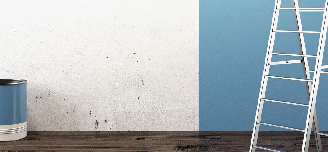 Wanneer is het tijd om een schilder in te huren?